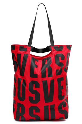 VERSUS VERSACE Printed shell shoulder bag