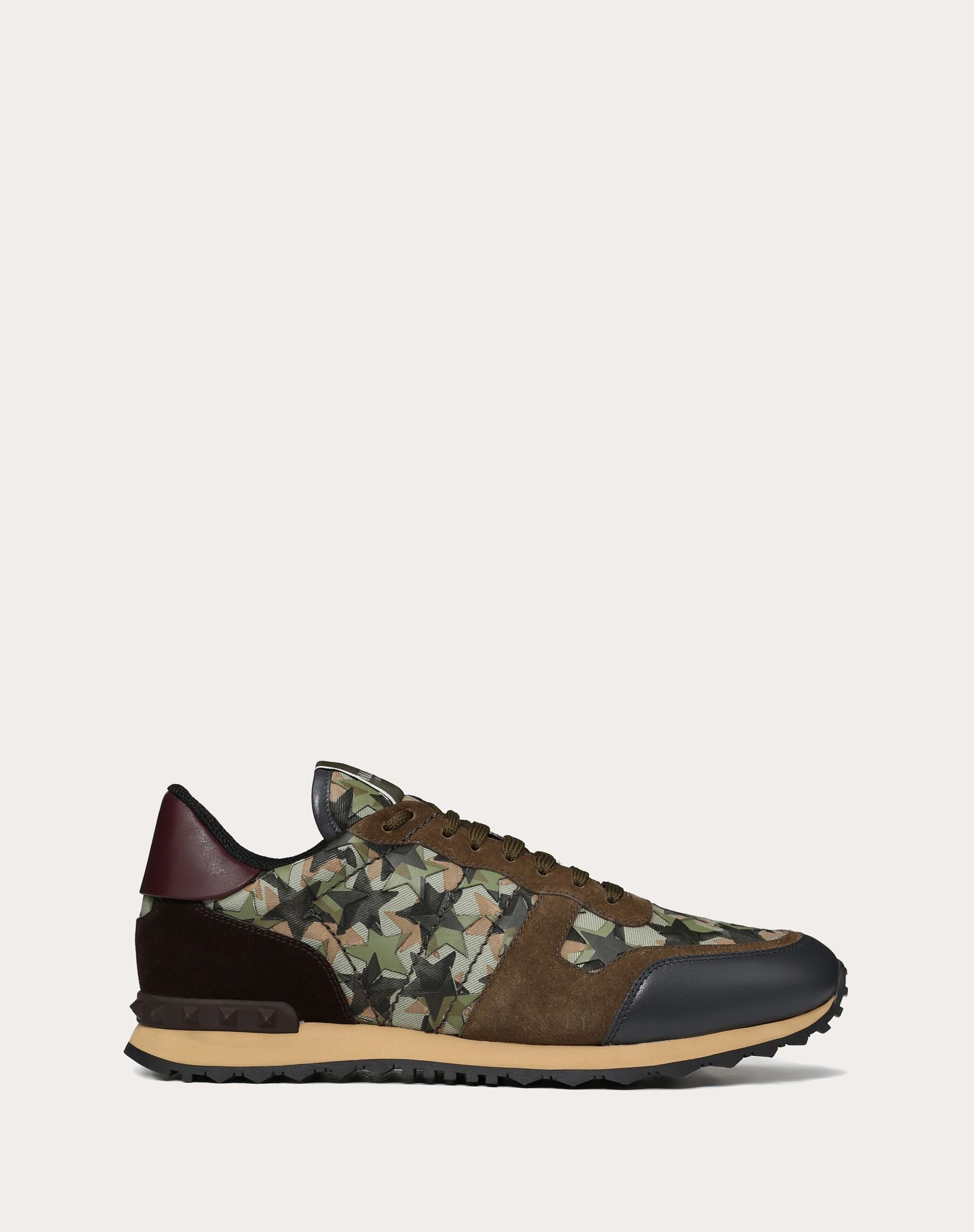 ROCKRUNNER 星星装饰运动鞋