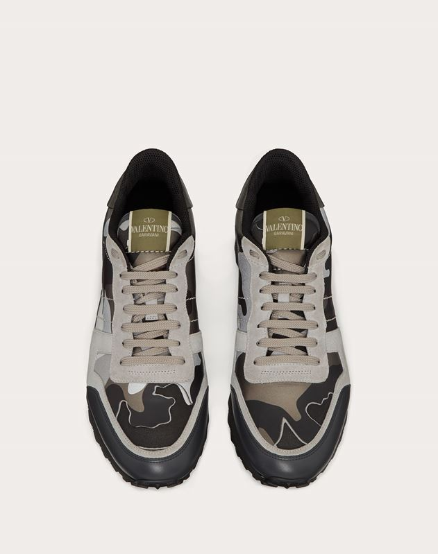Rockrunner Camouflage Reflective Sneaker