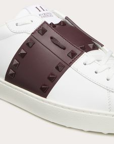 SNEAKERS ROCKSTUD UNTITLED À CLOUS TON SUR TON