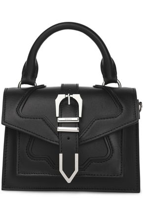 VERSUS VERSACE Leather shoulder bag