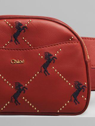 Signature belt bag