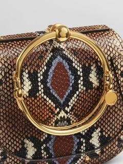 「Nile」スモールブレスレットバッグ