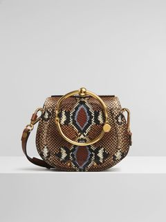 Small Nile bracelet bag