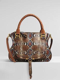 「Marcie」ハンドバッグ