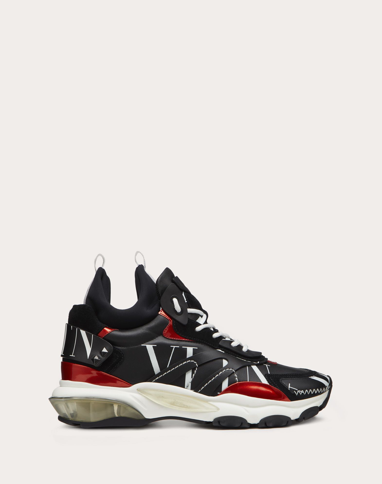 BOUNCE NEOPRENE SOCK SNEAKER WITH VLTN LOGO