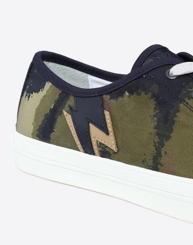 Camo Art Sneaker