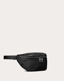 ROCKSTUD GOATSKIN BELT BAG