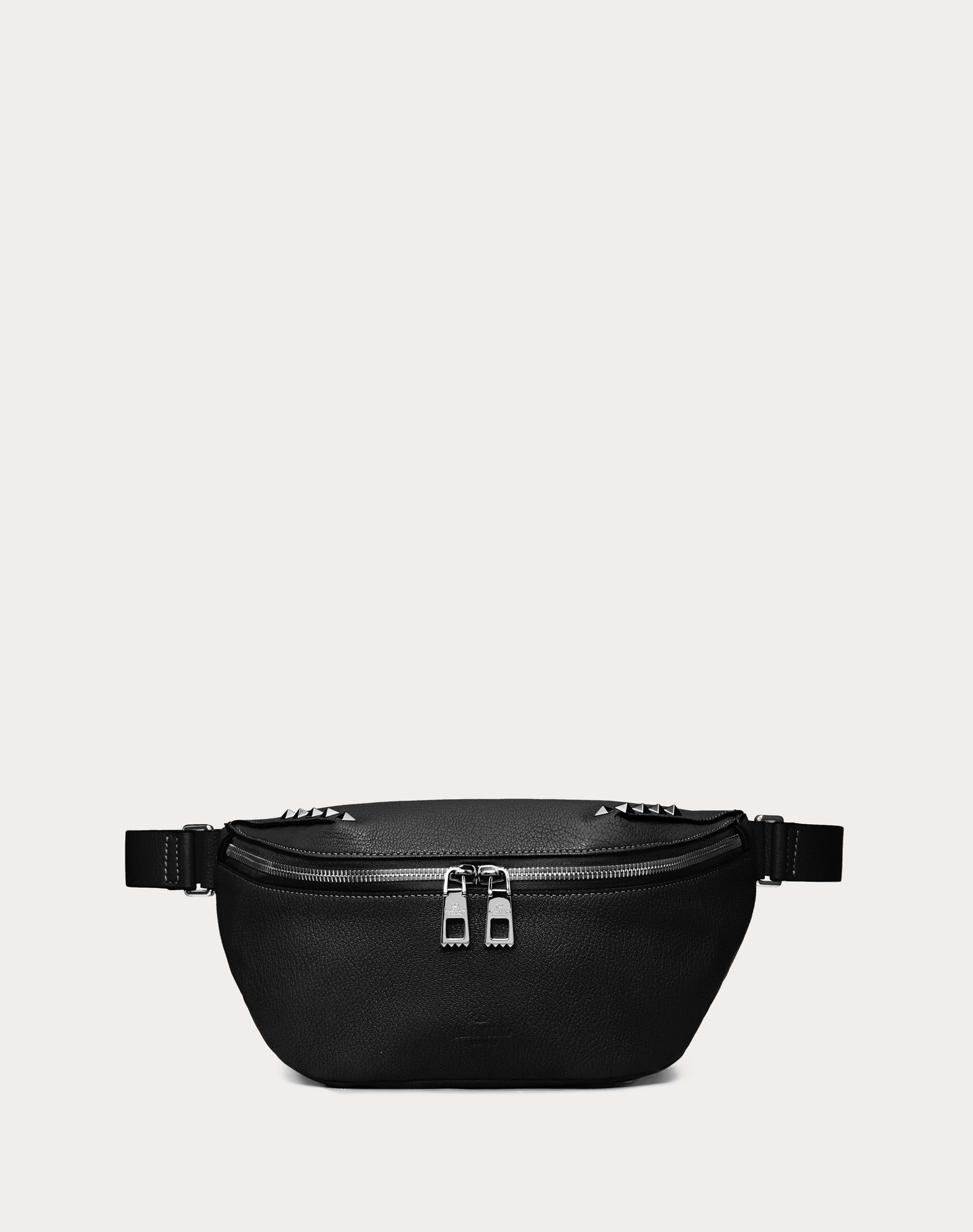 ROCKSTUD GOATSKIN BELT BAG