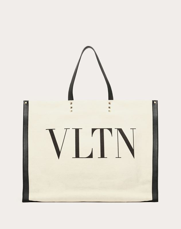 Borsa Shopping VLTN in canvas