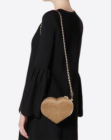 Heart beads Clutch