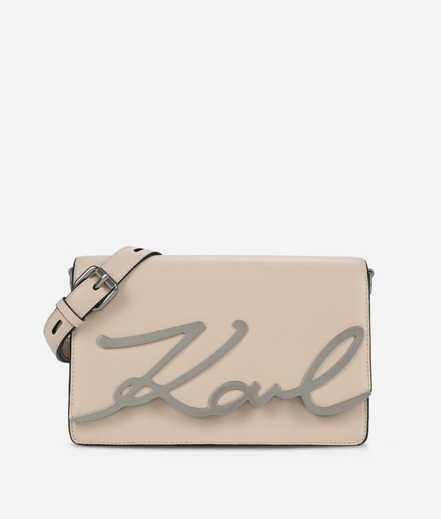 Karl Lagerfeld - K/Signature sac bandoulière - 1