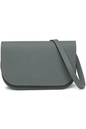 MARNI Matte leather shoulder bag