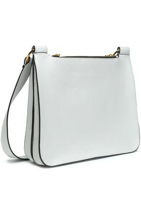 MARNI Pebbled-leather shoulder bag