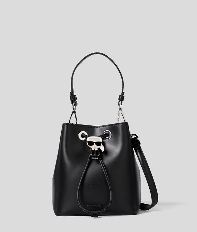 Karl Lagerfeld - K/Ikonik Bucket Bag - 2