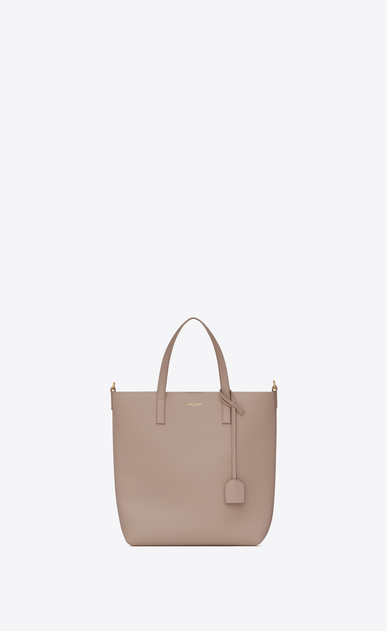 Saint Laurent toy shopping bag in soft leather