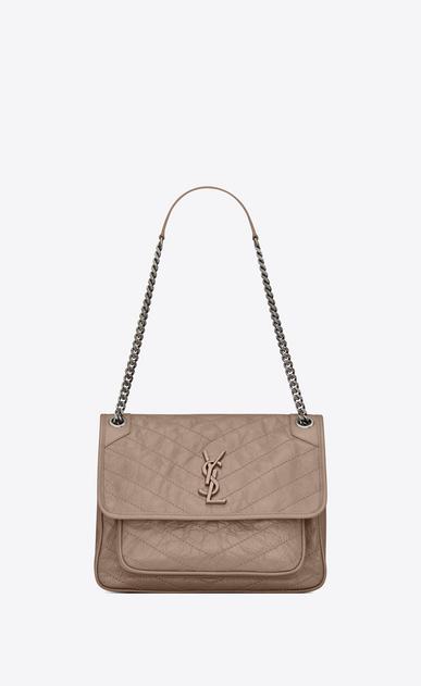 4629dcfce115 Saint Laurent Niki Medium In Vintage Leather