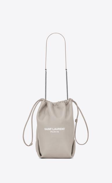 TEDDY Clutch Bag aus Lammleder