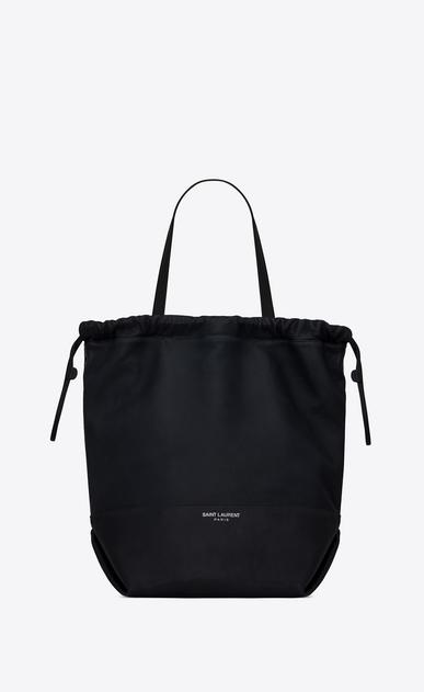 West shopping bag in lambskin