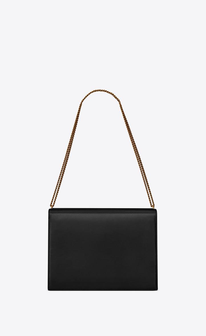 Saint Laurent Large Cassandra Bag With Monogram Slider In Smooth ... 1650bdd3d6799