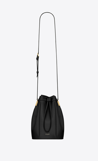 1f43e113856b Saint Laurent TALITHA Medium Bucket Bag In Smooth Leather
