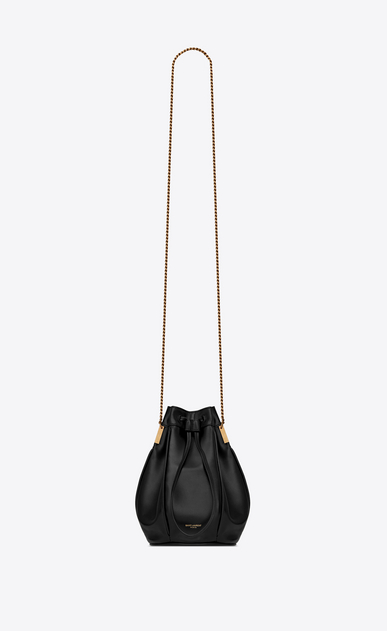 TALITHA small bucket bag in smooth leather ... 925a831cd0