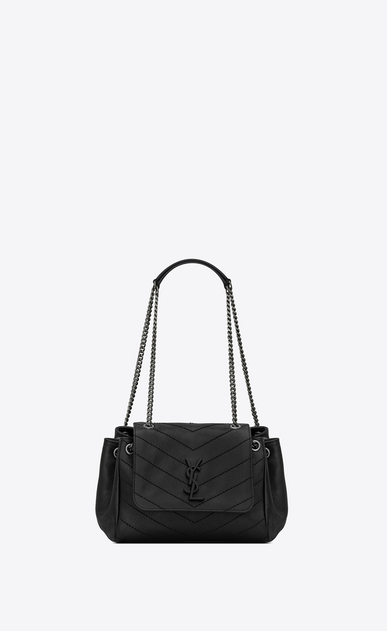 efc88478e0 NOLITA Small chain bag in vintage leather ...