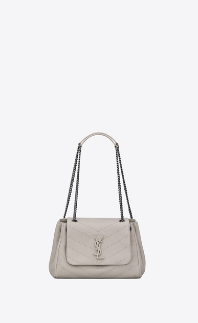 NOLITA Small chain bag in vintage leather