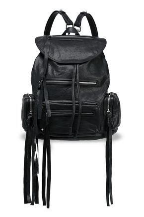 McQ Alexander McQueen Leather backpack