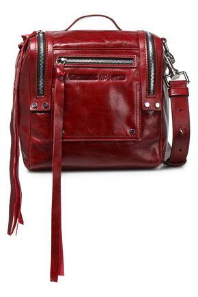 McQ Alexander McQueen Leather shoulder bag