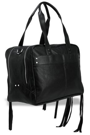 McQ Alexander McQueen Leather tote