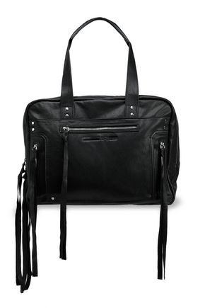 McQ Alexander McQueen Leather tote