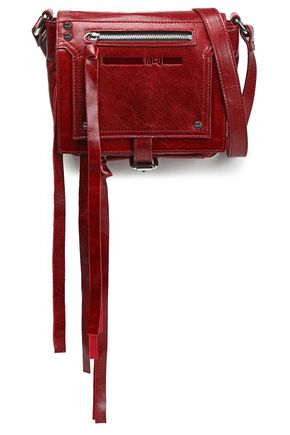 McQ Alexander McQueen Leather shoulder bag