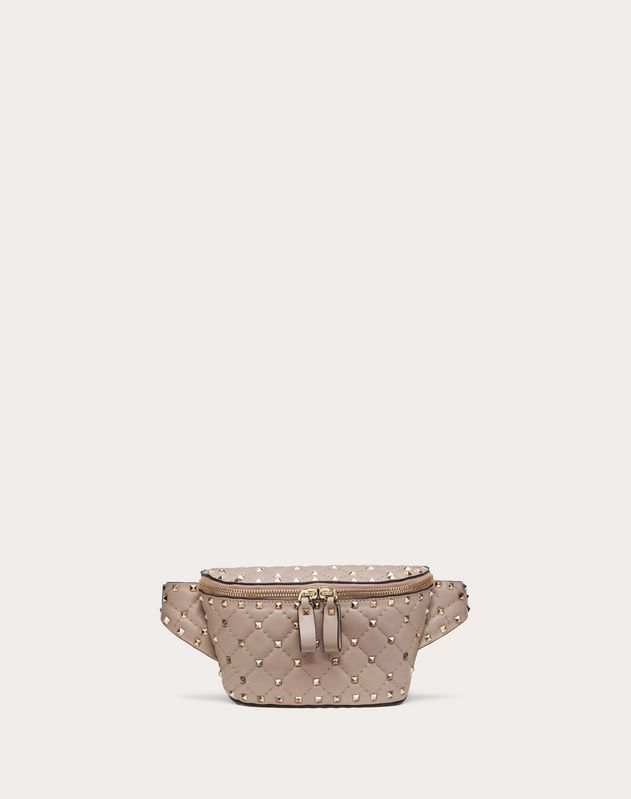 21f07924b8d3 Rockstud Spike Nappa Leather Belt Bag ...