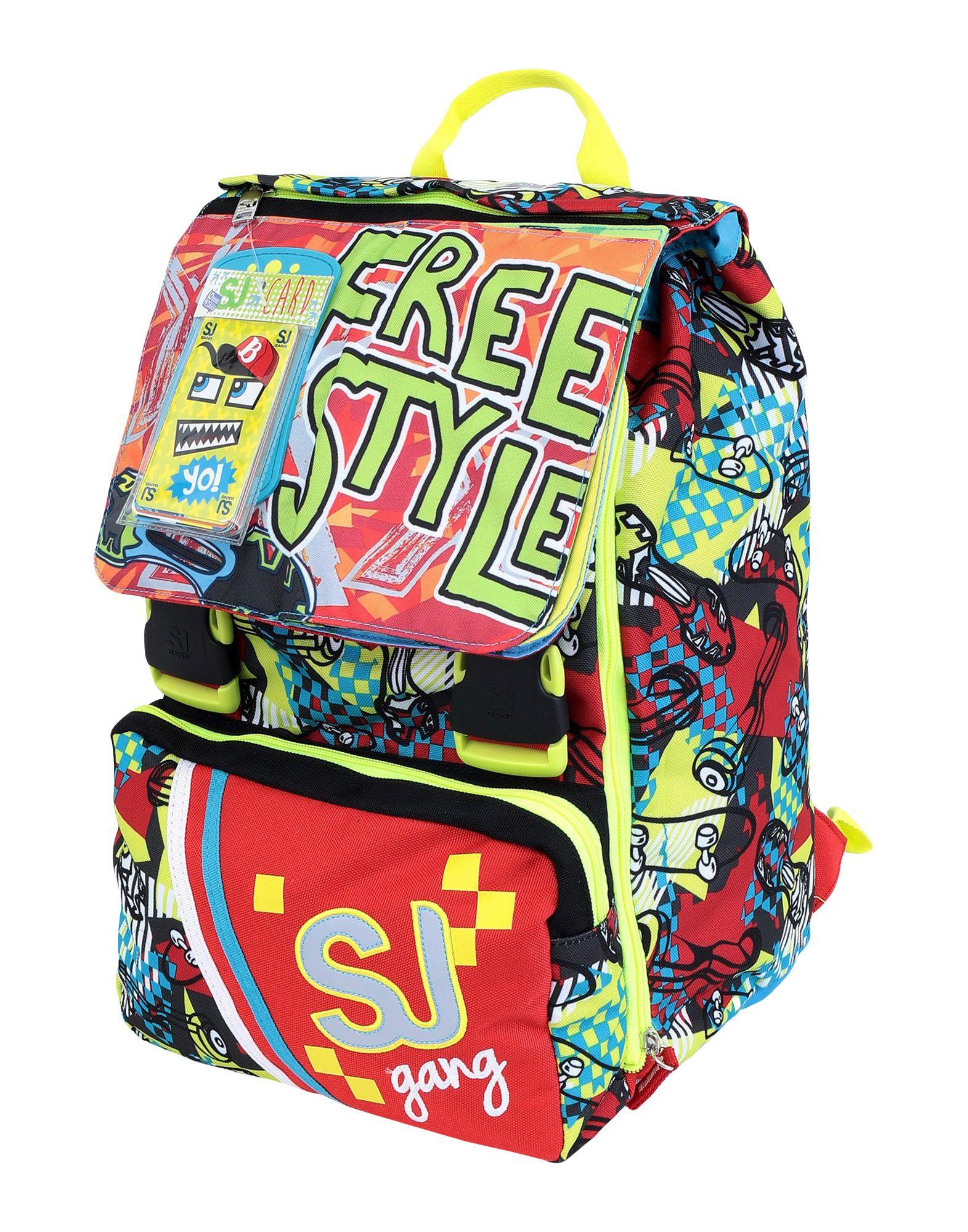 SJ GANG by SEVEN Рюкзаки и сумки на пояс