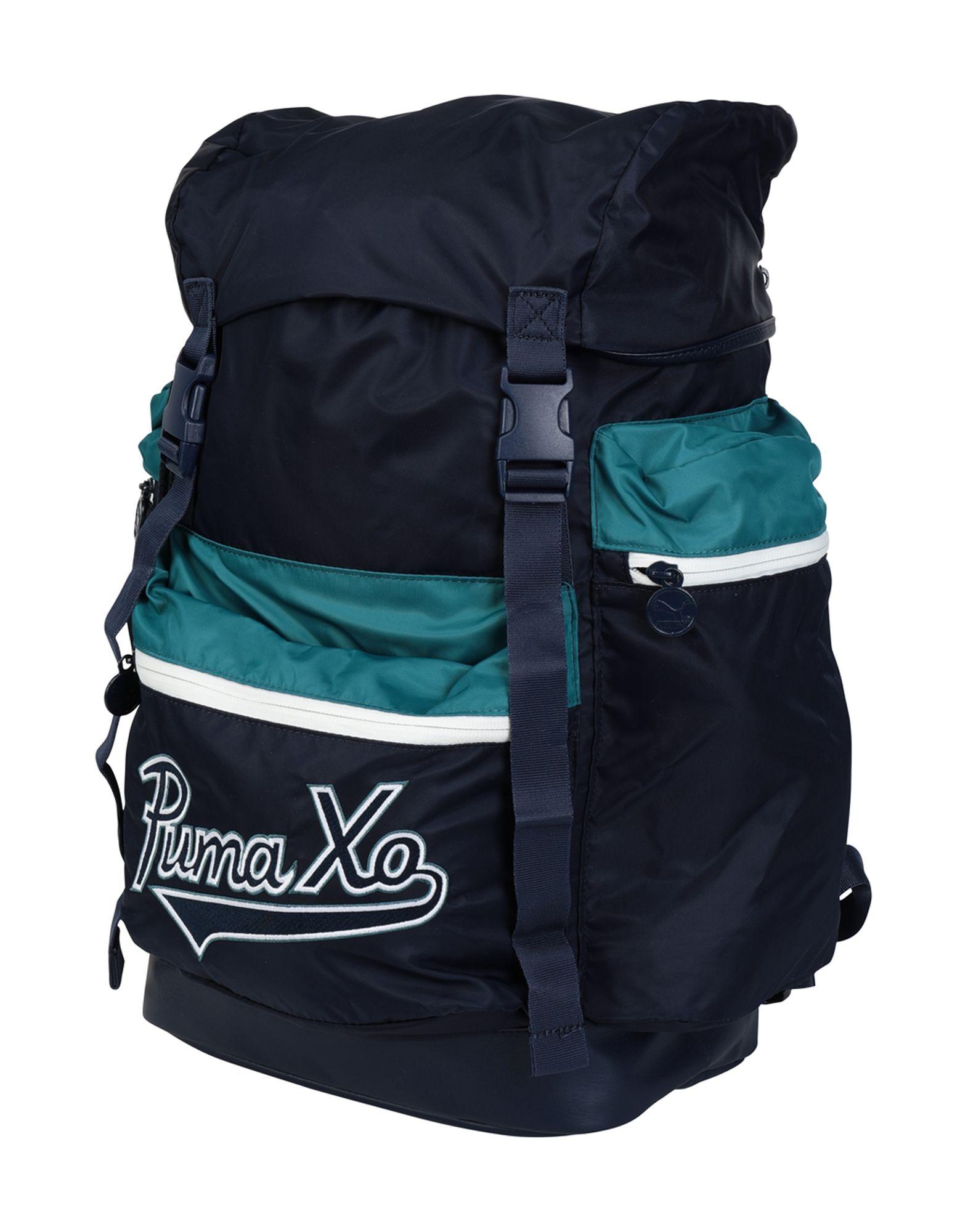 PUMA x XO Рюкзаки и сумки на пояс брюки утепленные для мальчика zukka motion цвет серый 15 116ass19g 03 размер 98