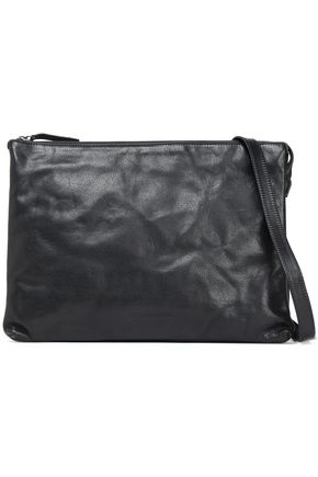 ANN DEMEULEMEESTER Leather shoulder bag