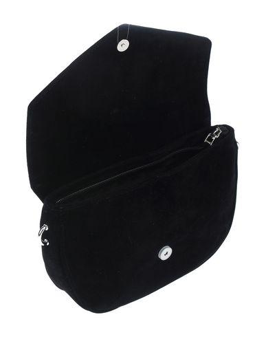 Фото 2 - Сумку на руку черного цвета