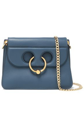 J.W.ANDERSON Embellished leather shoulder bag