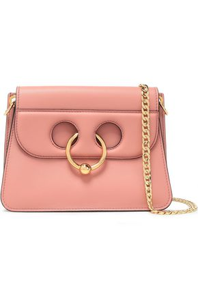 J.W.ANDERSON Pierce cutout leather shoulder bag