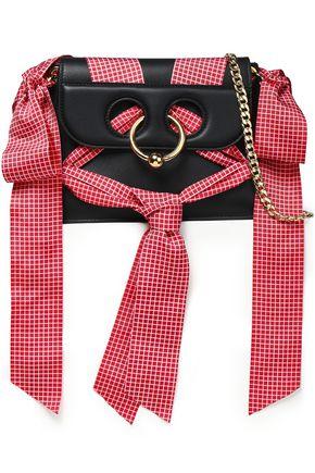 J.W.ANDERSON Pierce bow-embellished leather shoulder bag