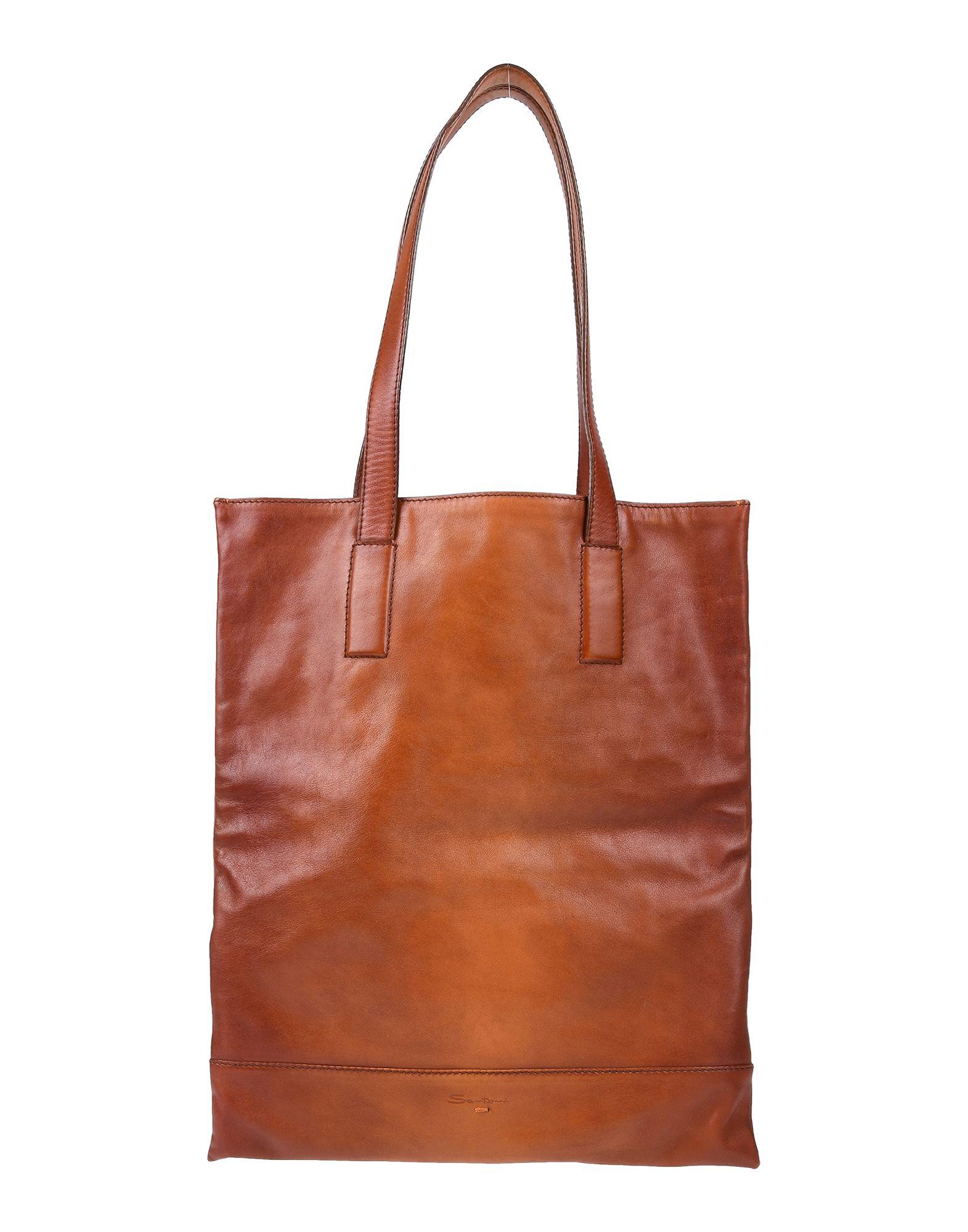 SANTONI Сумка на плечо bagatt сумка на плечо