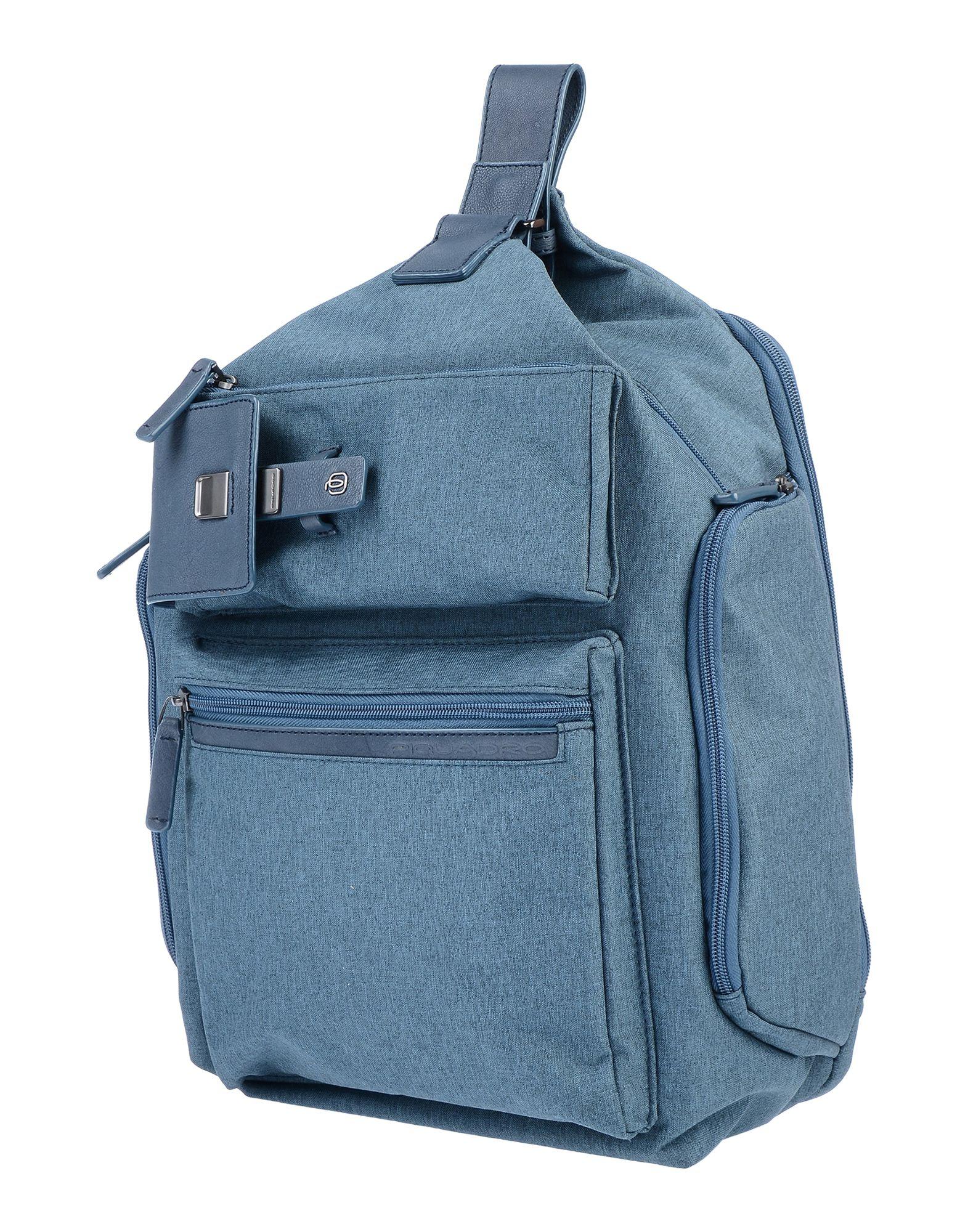 PIQUADRO Рюкзаки и сумки на пояс рюкзаки piquadro ca1813lk blu2