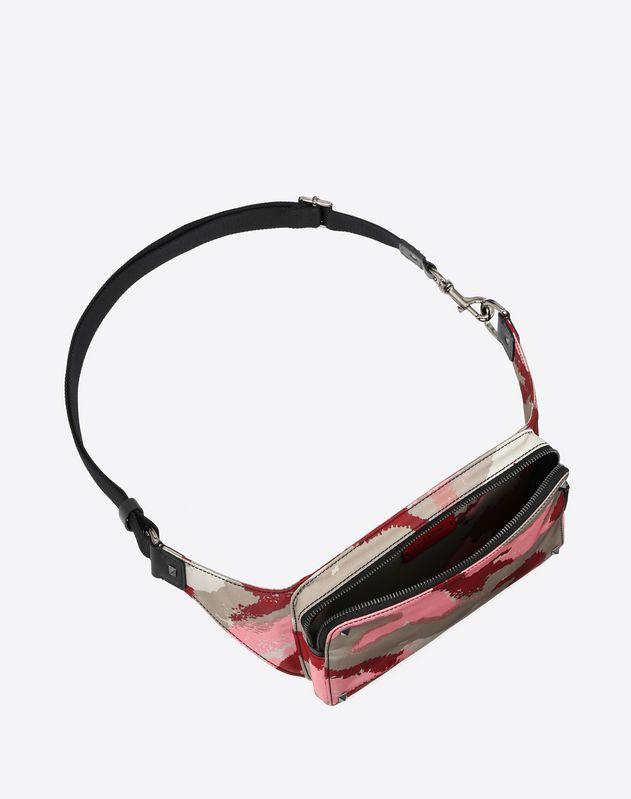Camouart Crossbody Bag