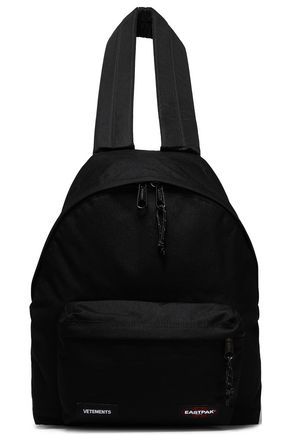 EASTPAK x VETEMENTS Canvas backpack