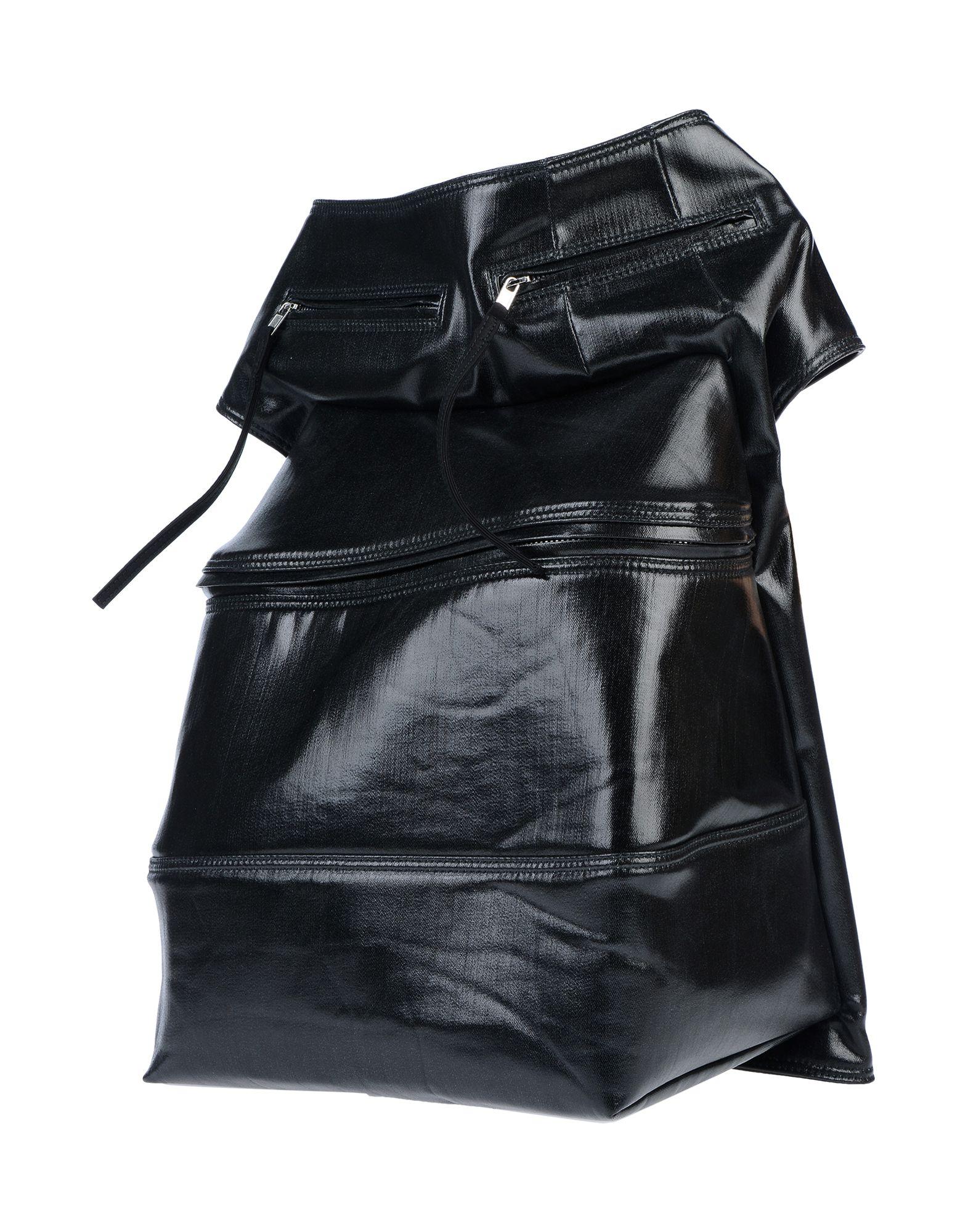 RICK OWENS Рюкзаки и сумки на пояс мужские сумки