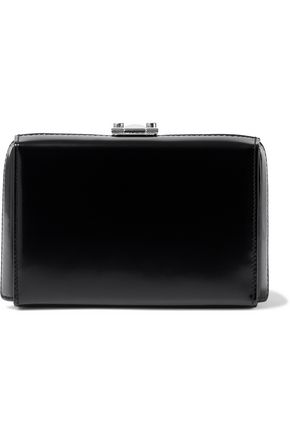 MARK CROSS Patent-leather clutch