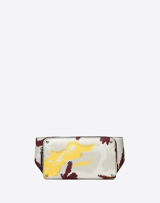 Camo Art Crossbody Bag