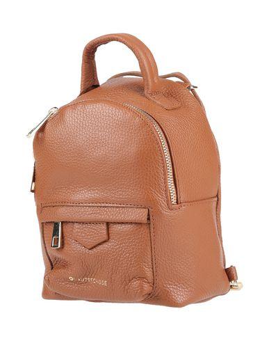 Фото - Рюкзаки и сумки на пояс коричневого цвета