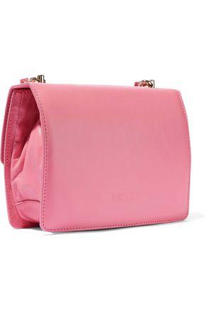 RED(V) Bow-embellished leather shoulder bag